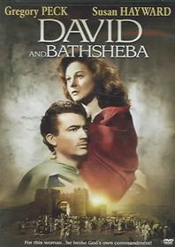 David and Bathsheba - (Region 1 Import DVD)
