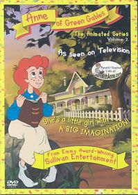 Anne of Green Gables - The Animated Series Volume 2 - The Sleeves/Butterflies - (Region 1 Import DVD)