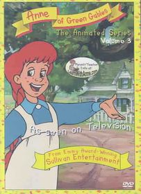 Anne of Green Gables - The Animated Series Volume 3 -  Avonlea Herald - (Region 1 Import DVD)