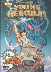 Young Hercules / Young Pocahontas - (Australian Import DVD)