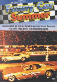 Funny Car Summer - (Region 1 Import DVD)