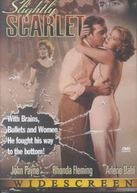Slightly Scarlet - (Region 1 Import DVD)