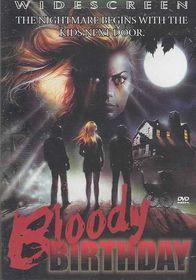 Bloody Birthday - (Region 1 Import DVD)