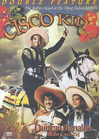 Cisco Kid - Double Feature 2 - (Region 1 Import DVD)