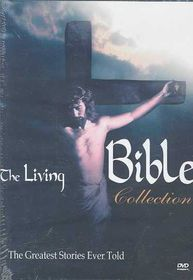 Living Bible Collection: The Greatest Story Ever Told - (Region 1 Import DVD)