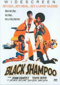 Black Shampoo - (Region 1 Import DVD)