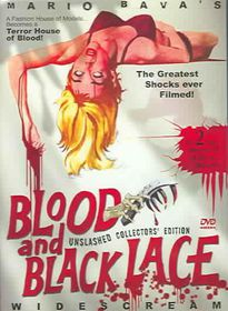 Blood and Black Lace: Widescream Unslashed Collector's Edition - (Region 1 Import DVD)