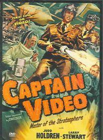 Captain Video:Cliffhanger Collection - (Region 1 Import DVD)