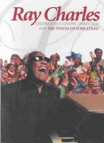 Ray Charles - Gospel Christmas with the Voices of Jubilation - (Region 1 Import DVD)
