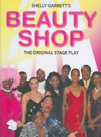 Beauty Shop:Original Stage Play - (Region 1 Import DVD)