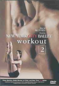 New York City Ballet Workout 2 - (Region 1 Import DVD)