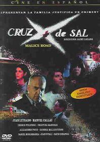 Cruz De Sal (Malice Road) - (Region 1 Import DVD)