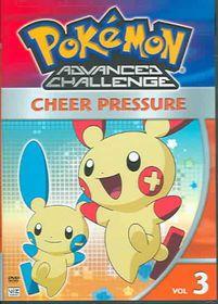 Pokemon Advanced Challenge Vol 3 - (Region 1 Import DVD)
