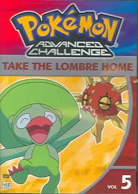 Pokemon Advanced Challenge Vol 5 - (Region 1 Import DVD)