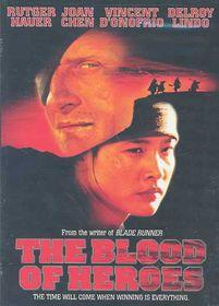 Blood of Heroes - (Region 1 Import DVD)