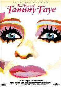 Eyes of Tammy Faye - (Region 1 Import DVD)