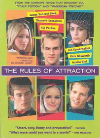 Rules of Attraction - (Region 1 Import DVD)