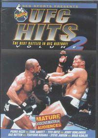 Ufc Hits Vol 2 - (Region 1 Import DVD)