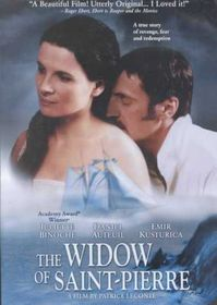Widow of Saint-Pierre - (Region 1 Import DVD)