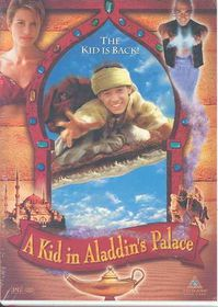 Kid in Aladdin's Palace - (Region 1 Import DVD)