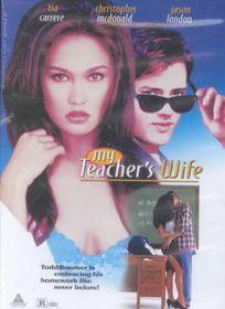 My Teachers Wife - (Region 1 Import DVD)