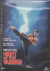 Night of the Warrior - (Region 1 Import DVD)