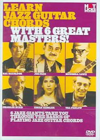 Learn Jazz Chording With 6 Great Masters! - (Region 1 Import DVD)