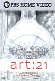 Art: 21 Art In The Twenty-First Century Season 3 - (Region 1 Import DVD)