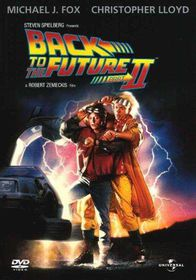Back to the Future Part II (DVD)