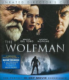 Wolfman - (Region A Import Blu-ray Disc)