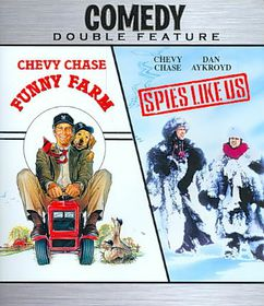 Funny Farm/Spies Like Us - (Region A Import Blu-ray Disc)