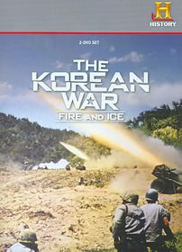 Korean War:Fire and Ice - (Region 1 Import DVD)