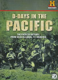 D Days in the Pacific - (Region 1 Import DVD)