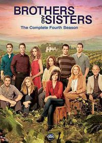 Brothers & Sisters:Complete Ssn 4 - (Region 1 Import DVD)