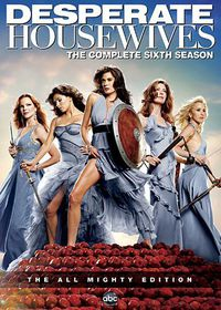 Desperate Housewives:Complete Sixth Season - (Region 1 Import DVD)