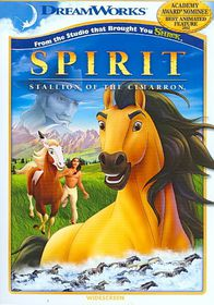 Spirit:Stallion of the Cimarron - (Region 1 Import DVD)