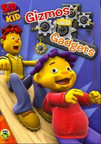 Sid the Science Kid:Gizmos & Gadgets - (Region 1 Import DVD)