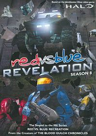 Red Vs Blue:Resolution - (Region 1 Import DVD)