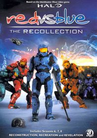 Red Vs Blue - (Region 1 Import DVD)