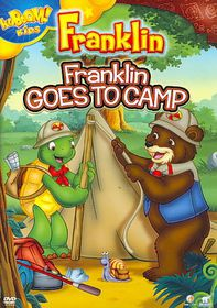 Franklin Goes to Camp - (Region 1 Import DVD)