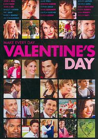 Valentine's Day - (Region 1 Import DVD)
