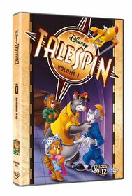 Talespin Volume 1 Disc 3 (DVD)
