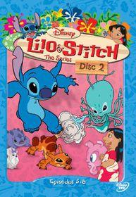 Lilo and Stitch Volume 2 (DVD)
