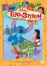 Lilo and Stitch Volume 8 (DVD)