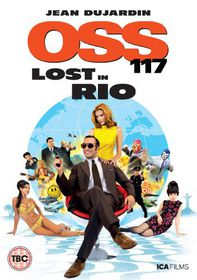 OSS 117: Lost in Rio - (Import DVD)