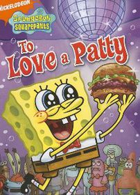 SpongeBob SquarePants To Love A Patty (DVD)