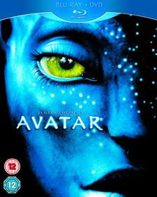 Avatar (Combi Pack) - (Import DVD & Blu-ray Disc)