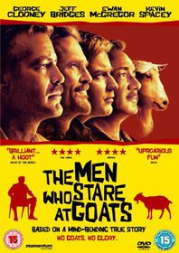 Men Who Stare At Goats - (Import DVD)