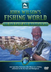 John Wilson's Fishing World - Far East  (DVD)