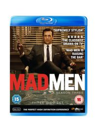Mad Men - Season 3 - (Import Blu-ray Disc)